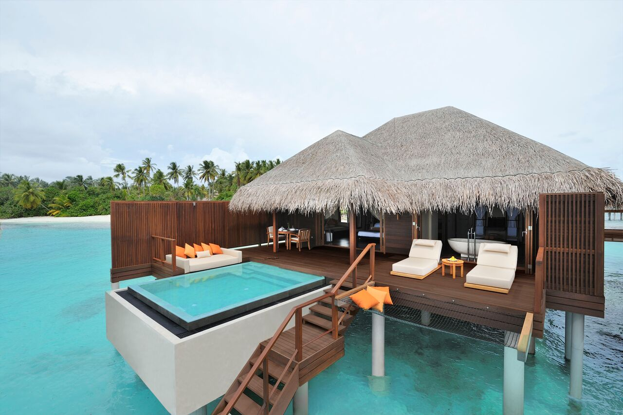 острова Мальдивы