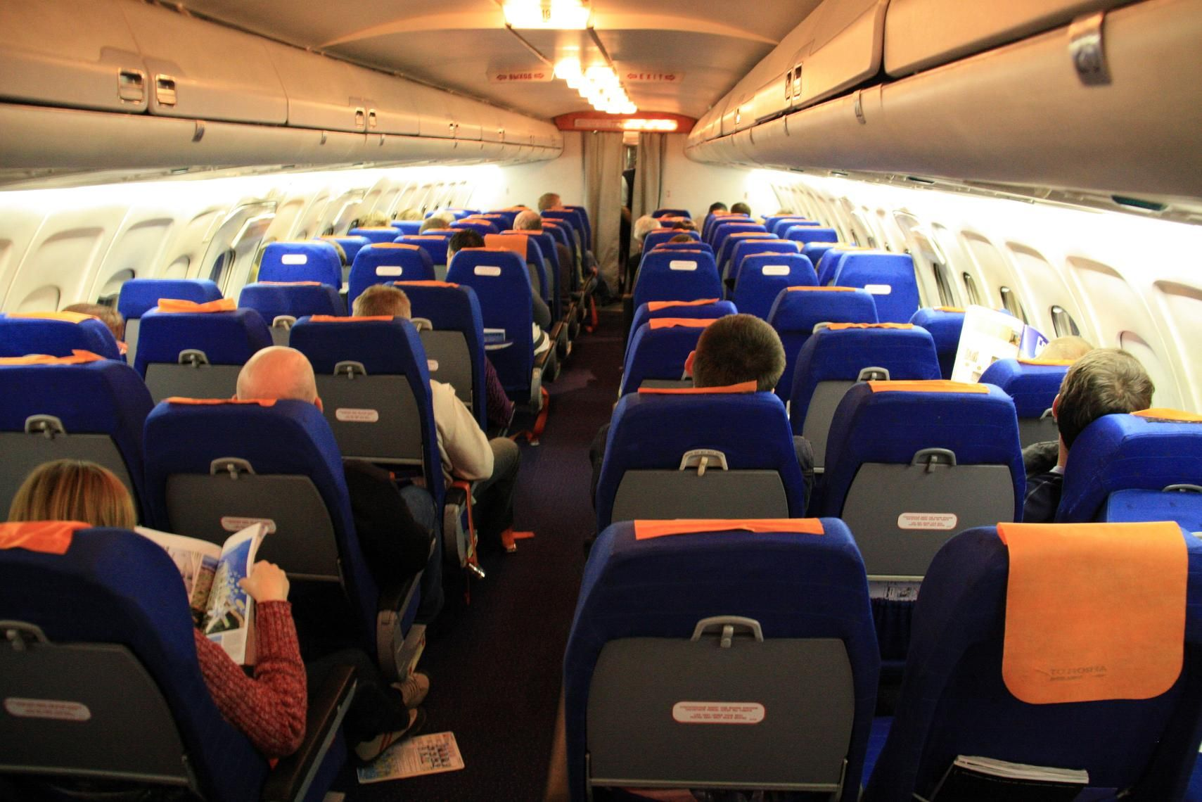 Фото самолета компании Аэрофлот