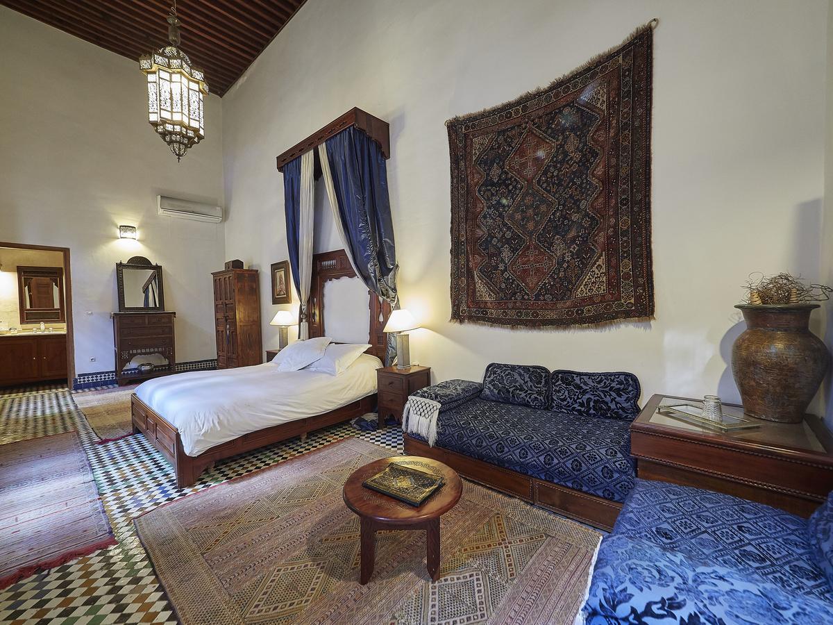 Фото номера в отеле Марокко
