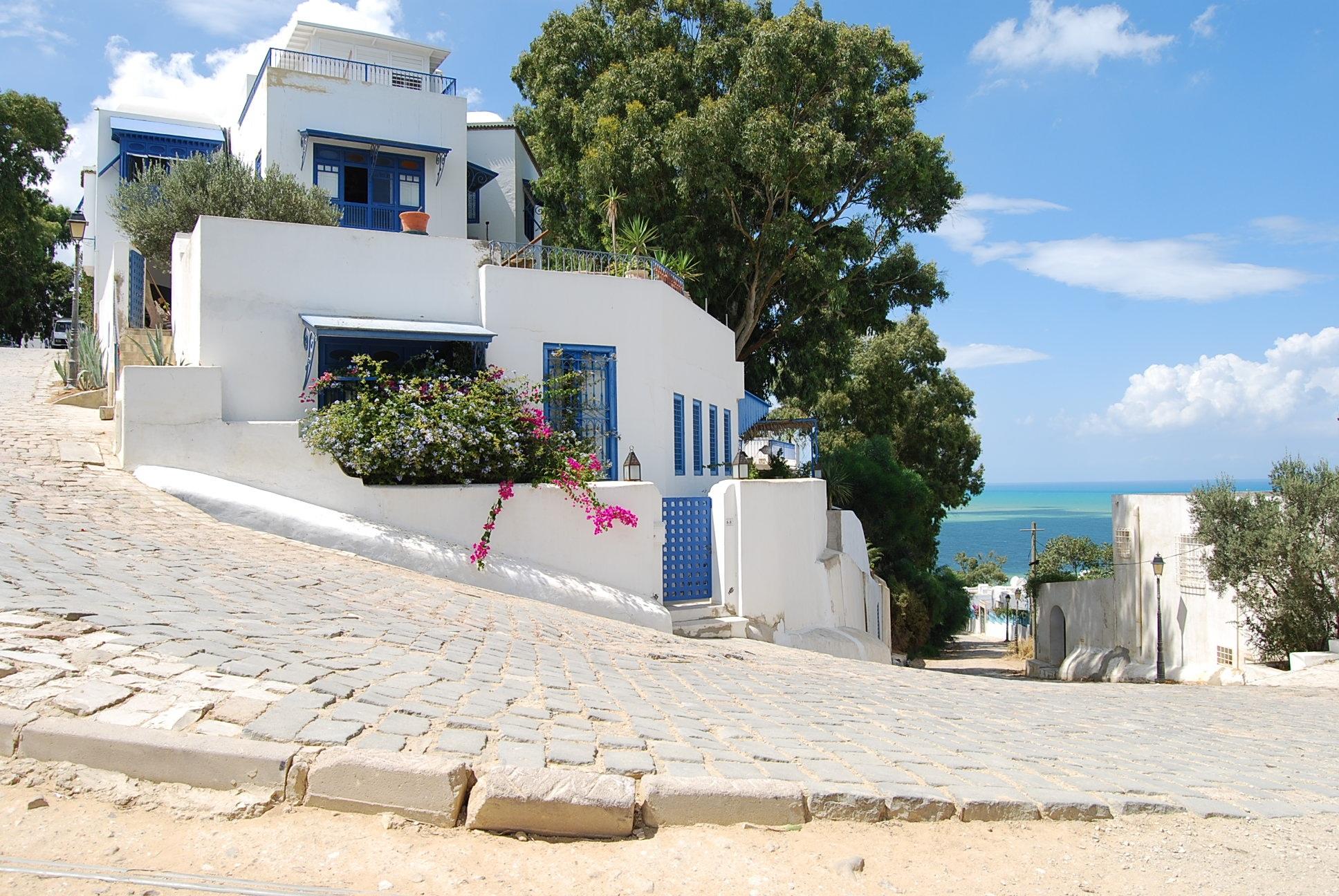 Фото жилья в Тунисе
