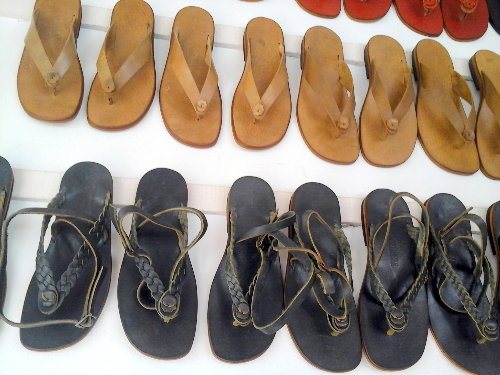 Фото обуви из кожи