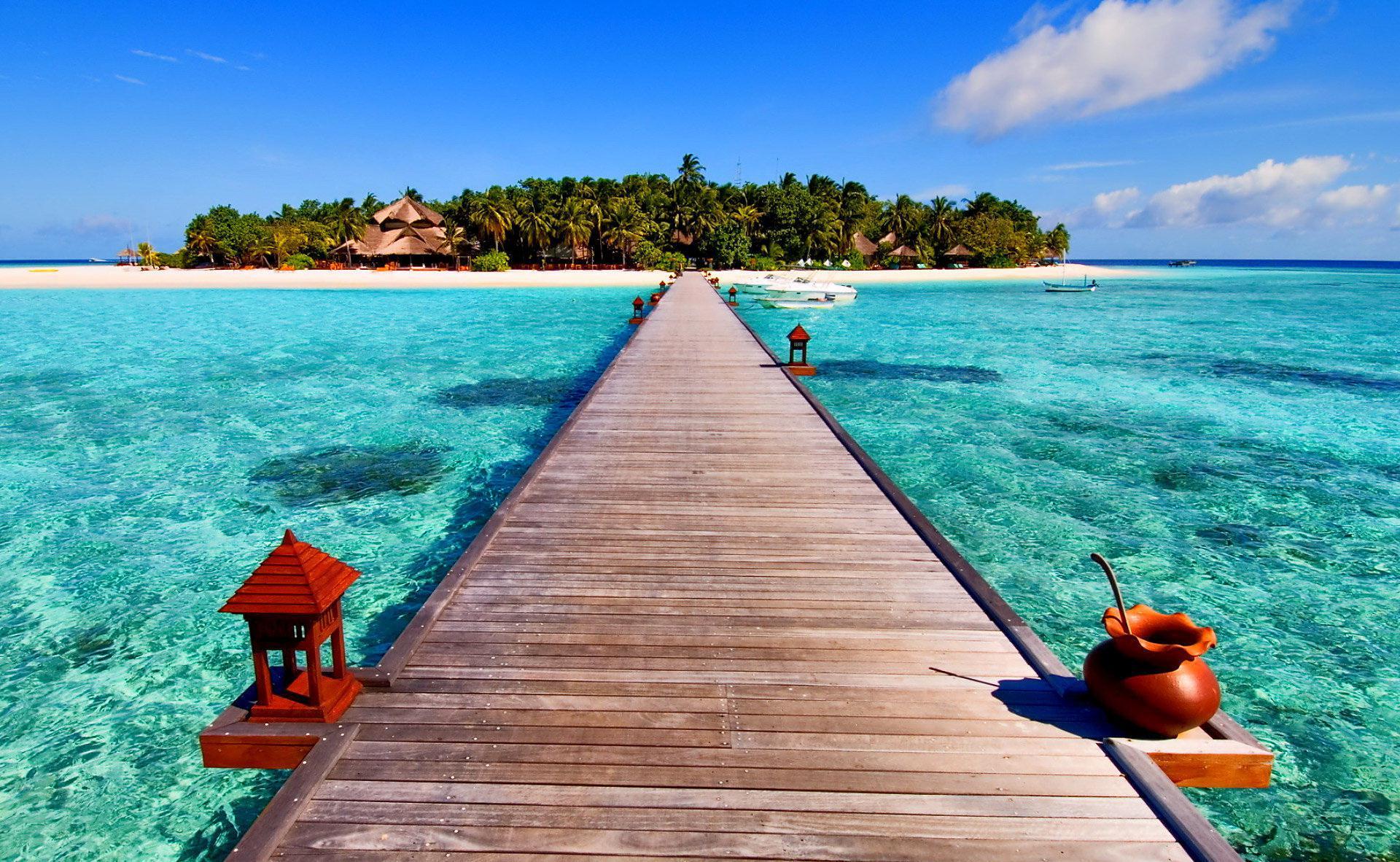 острова Сейшеллы
