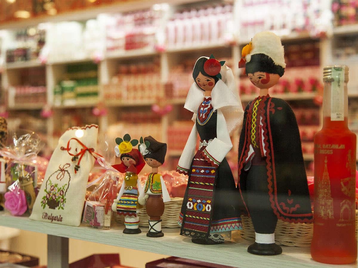 Фото болгарских сувениров
